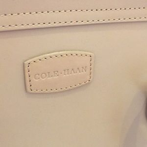 Cole Haan Leather work handbag